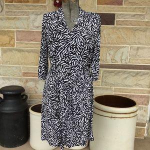 Merona Belted Shirt Dress